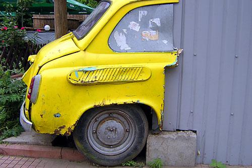 Автомомбиль Леона. Или нет.