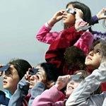 Наблюдатели солнечного затмения
