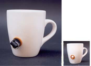 Противоугонная кофейная чашка