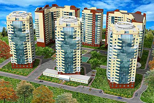 Жилой комплекс Борисоглебский - www.garantia-stroy.com