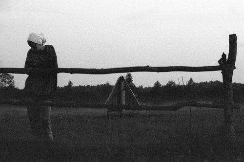 Осенний этюд. 1993 год.