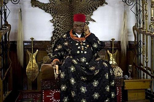 Король Чукумела Ннам Оби Ил