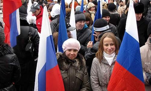 День Народного единства 4 ноября. 2011 год.
