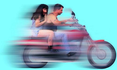 Прокати меня на мотоцикле