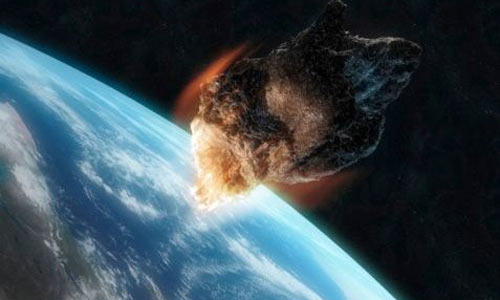 Первая угроза из Космоса