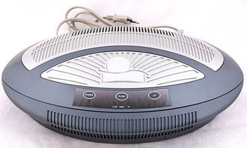 """Очиститель-ионизатор воздуха NeoTek/Air Comfort """"Профи-2200""""."""
