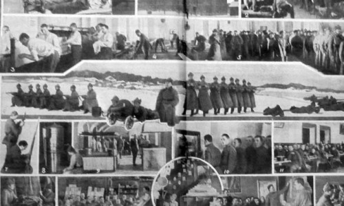 Девятилетие РККА. 1927 год.