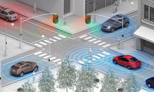 Система оповещения водителей Wi-Fi Direct.