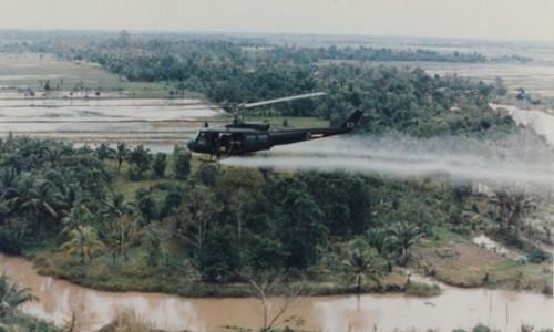 США будут чистить Вьетнам от гербицидов.