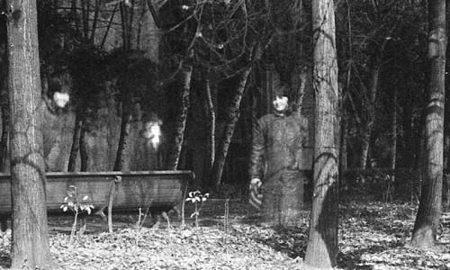 Осенние сны. Москва. 1987 год.